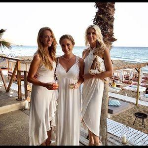 4e50eeb0d4 Yumi Kim Dresses - Yumi Kim Cross Roads Maxi Dress - white